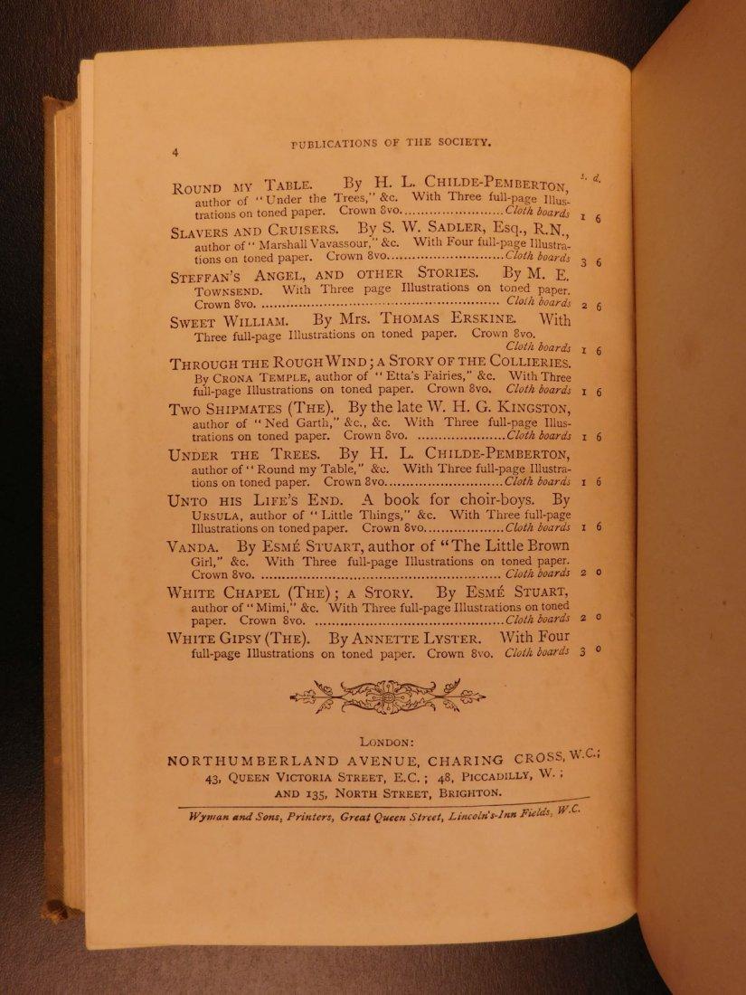 1885 1st ed Africa Slave Trade Ned Garth Prisoner - 10
