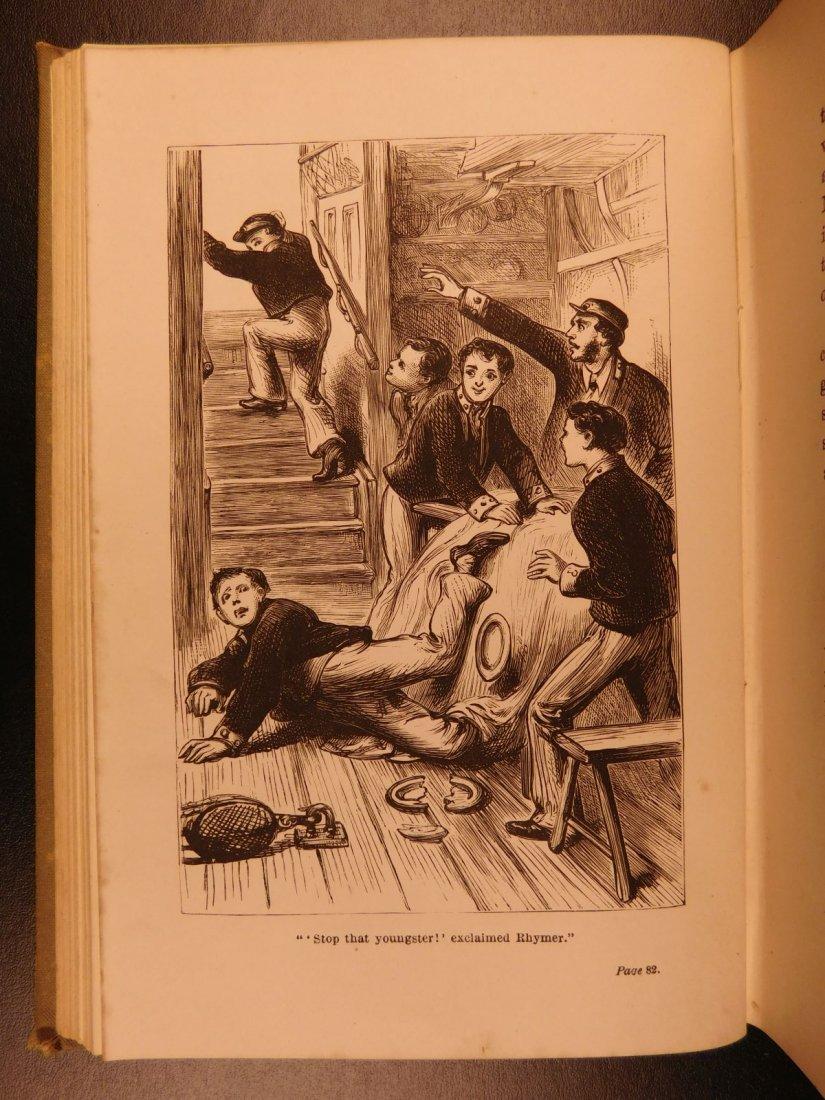 1885 1st ed Africa Slave Trade Ned Garth Prisoner - 4