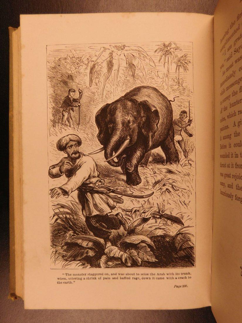 1885 1st ed Africa Slave Trade Ned Garth Prisoner - 7