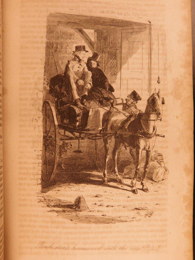 1844 1st ed Martin Chuzzlewit Charles Dickens English - 7