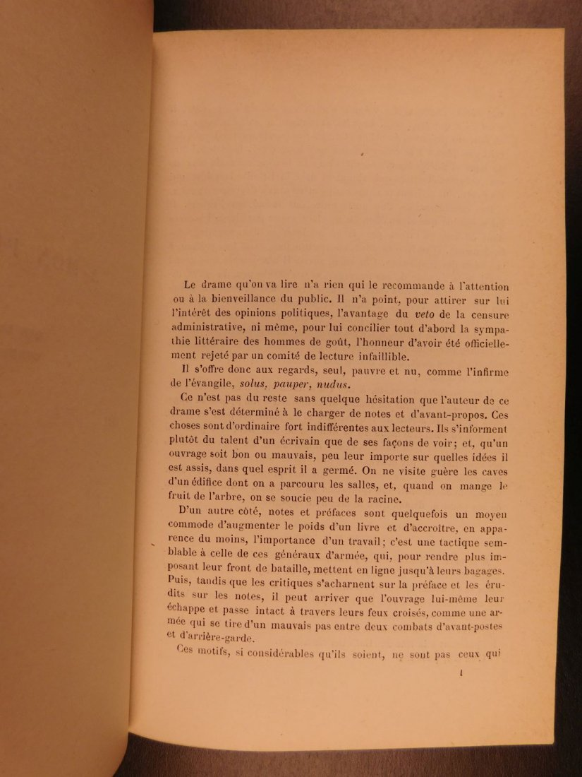1880 Works of Victor HUGO Odes Ballads Interior Voice - 8