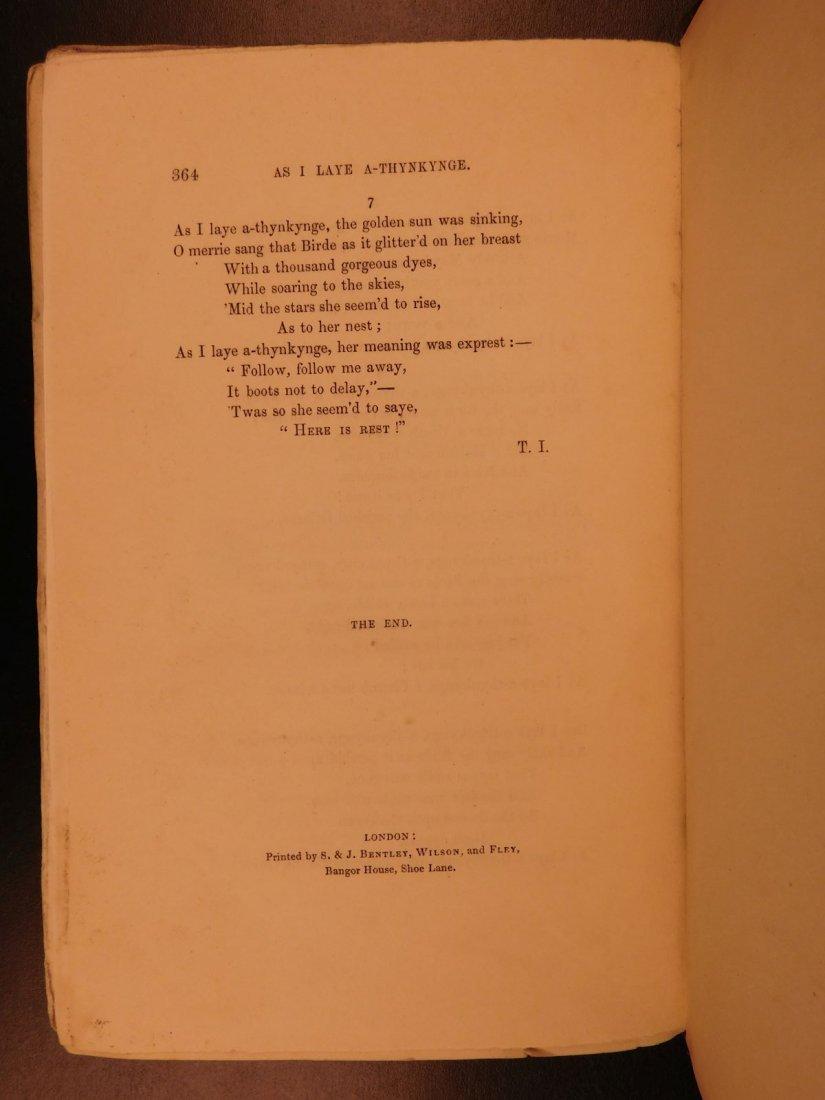 1847 Ingoldsby Legends Occult Ghosts Devils Cruikshank - 10
