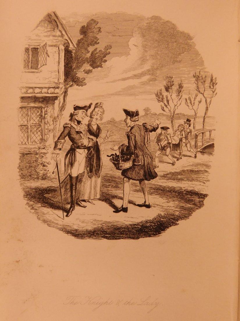 1847 Ingoldsby Legends Occult Ghosts Devils Cruikshank - 7