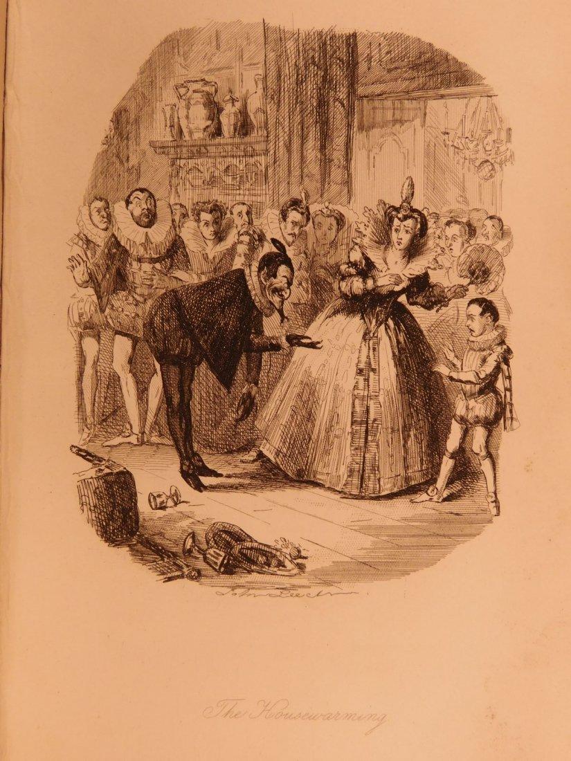 1847 Ingoldsby Legends Occult Ghosts Devils Cruikshank - 8