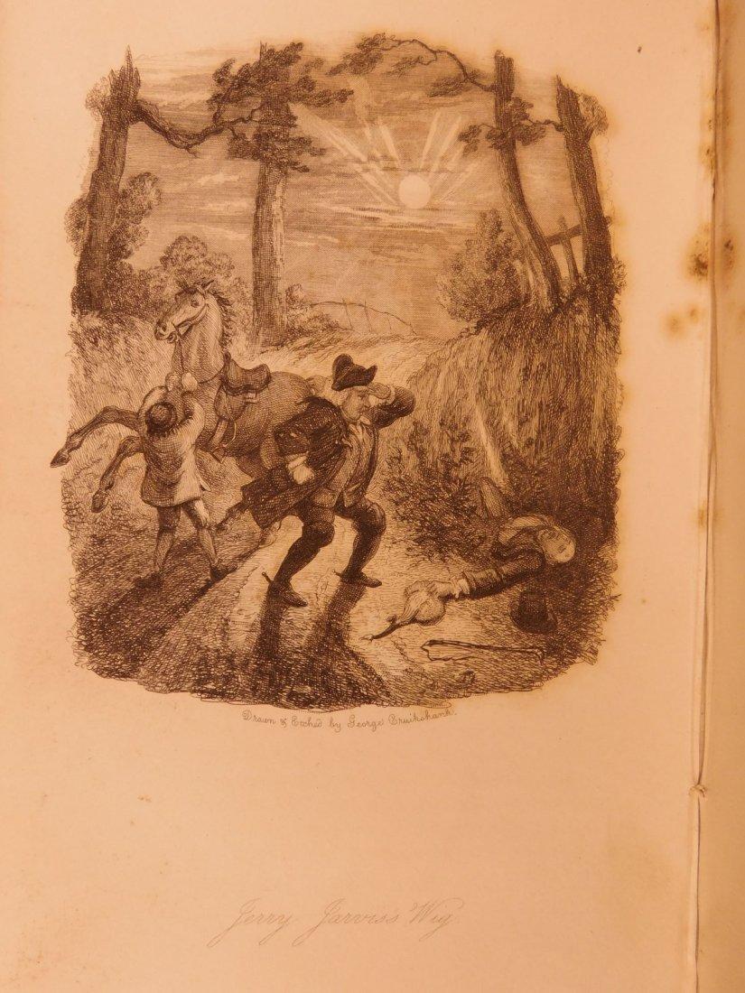 1847 Ingoldsby Legends Occult Ghosts Devils Cruikshank - 9