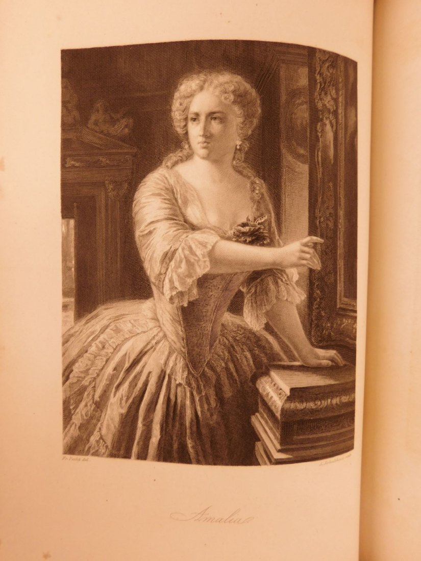 1869 Schiller Gallery Friedrich Pecht ART Illustrated - 6