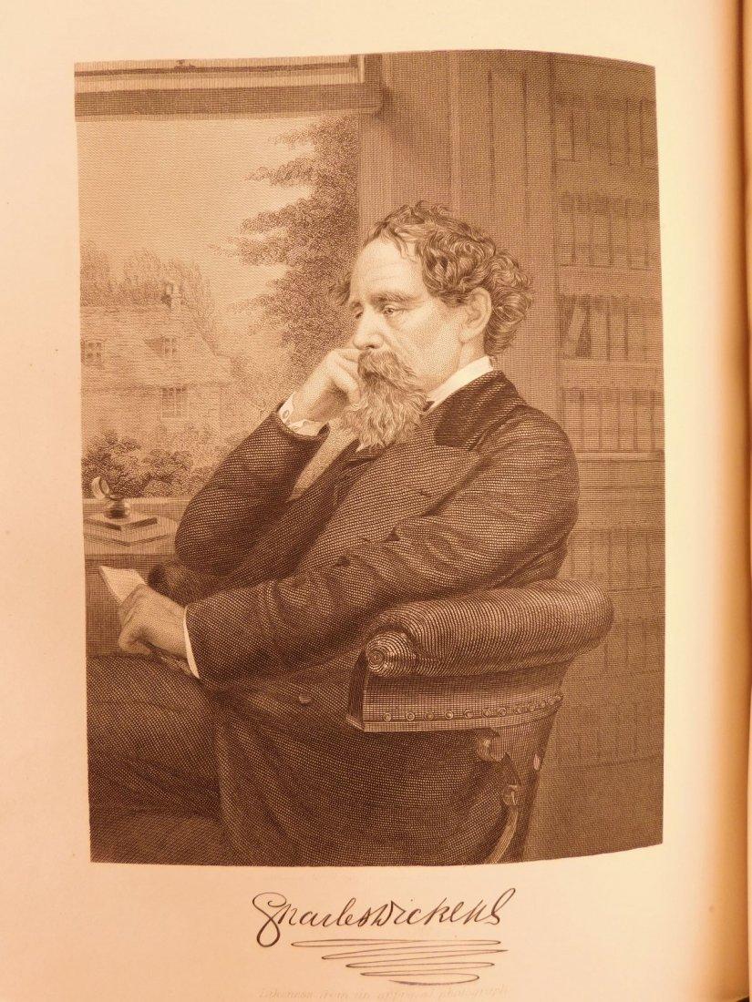 1861 1ed Portrait Gallery Illustrated Lincoln Grant - 8