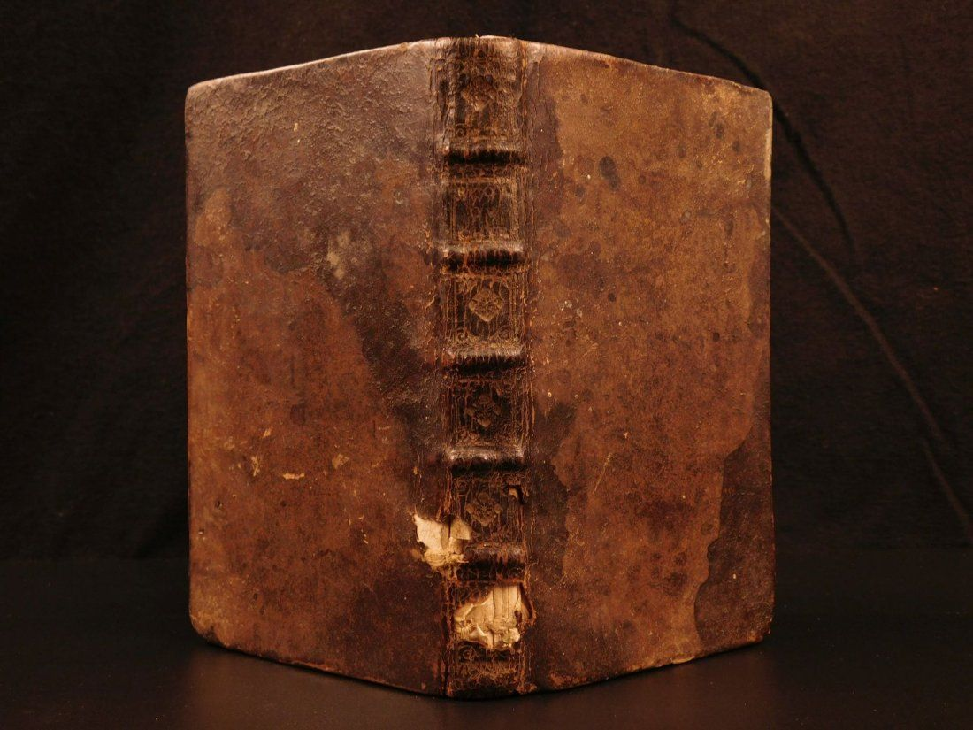 1684 Surgery Manual from King Louis XIV Physician!