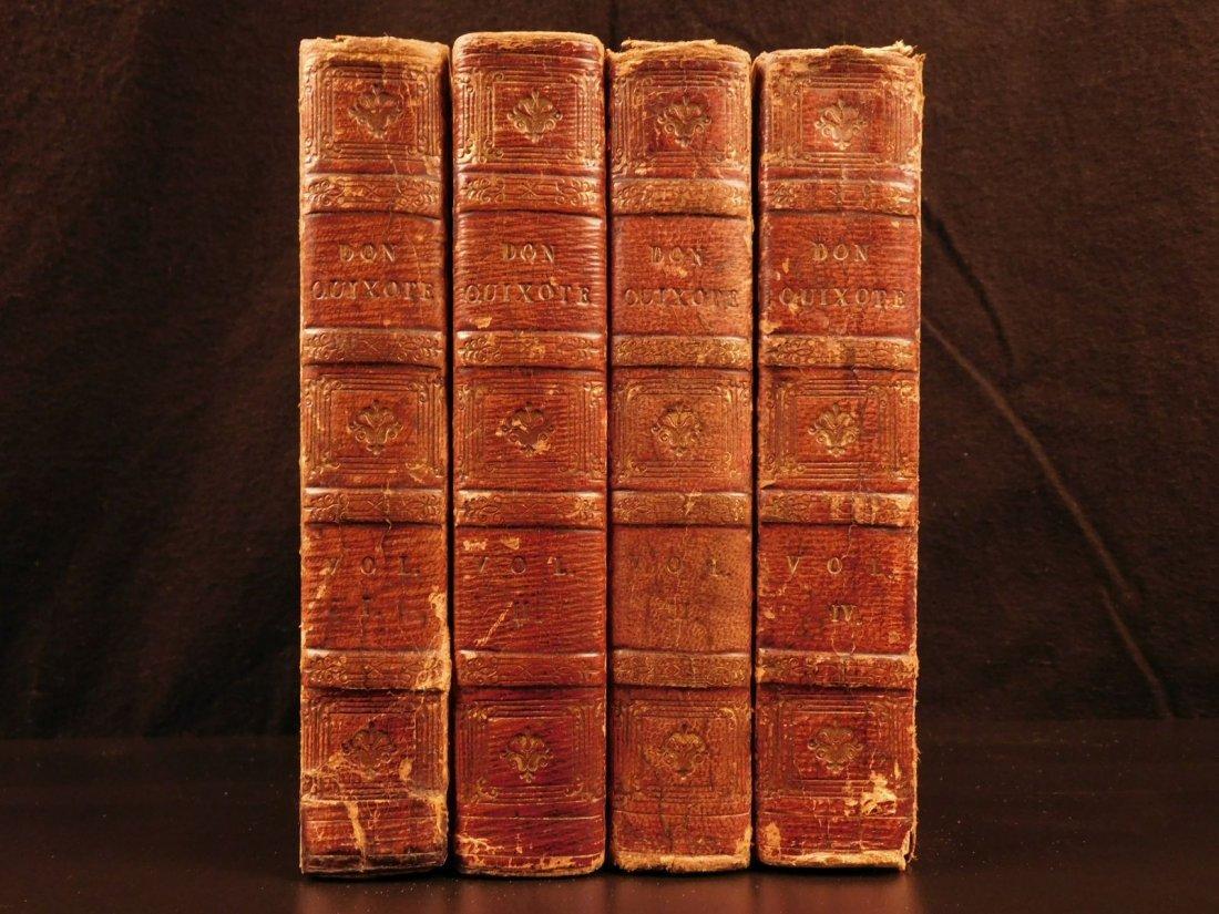 1820 1st ed Don Quixote Cervantes English Richard