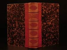 1854 Dante Alighieri Divine Comedy Commedia Inferno