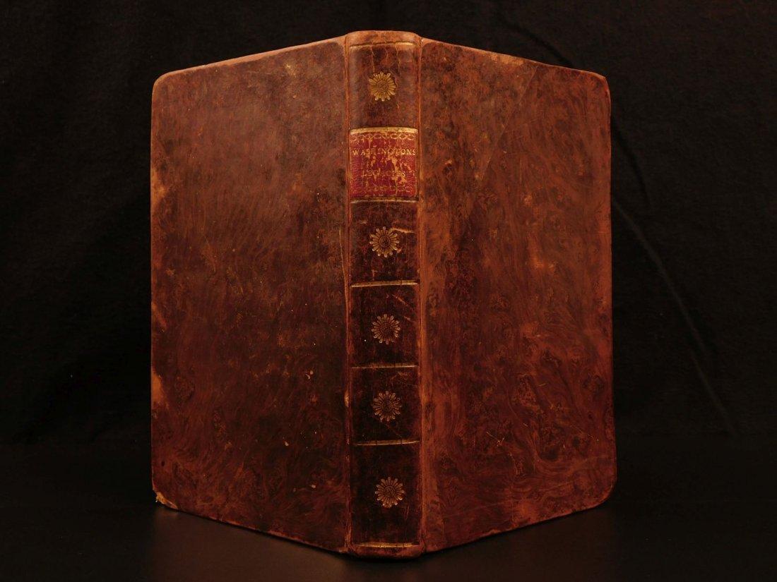 1800 1st ed George Washington Political Legacies WAR