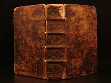 1651 Buxtorf HEBREW Aramaic & Latin Bible Dictionary
