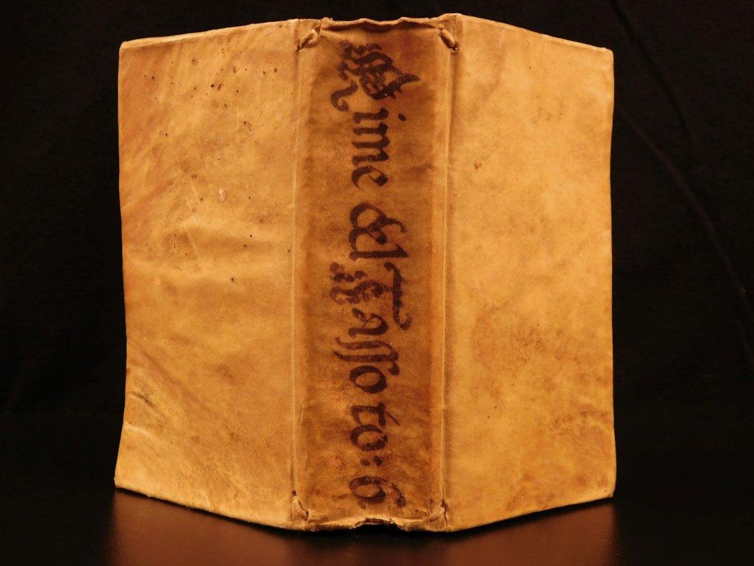 1619 1st ed Works of Torquato Tasso Italian Poetry