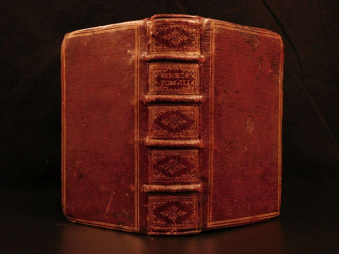 1637 BEAUTIFUL Seneca Roman Philosophy Naturales