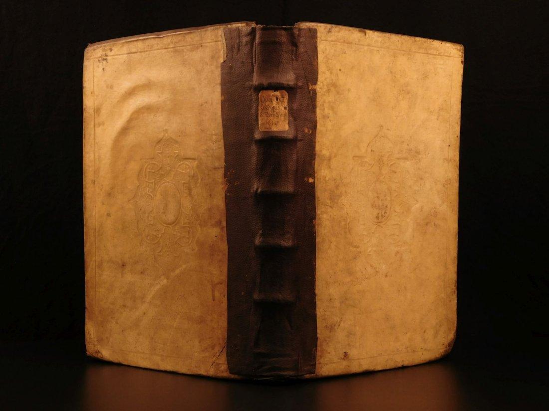1614 1st ed Pope Saint Leo Magnus & Peter Chrysologus