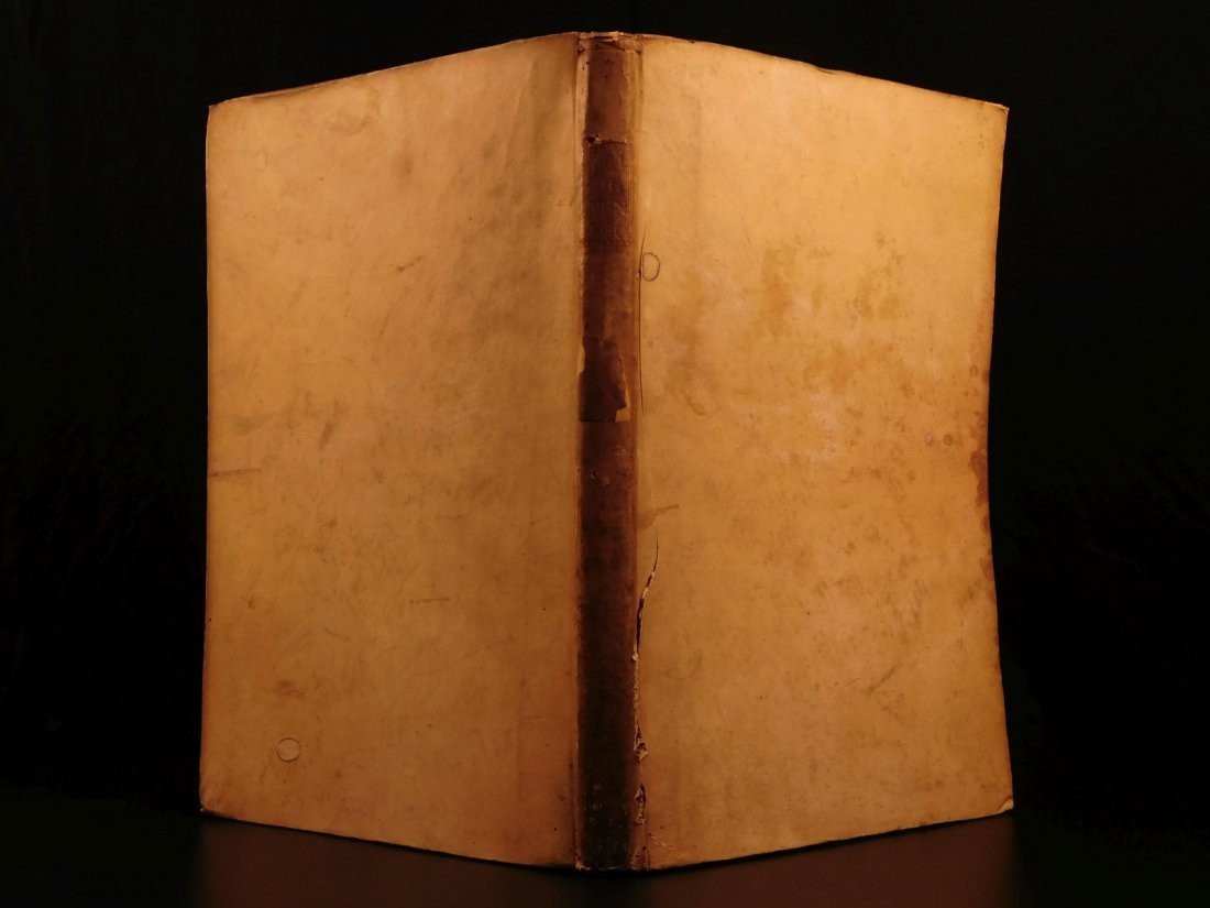 1758 De Luca Commentary on Catholic Clergy POPES