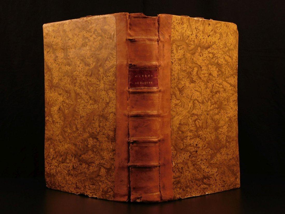 1664 Huge FOLIO Jean Bacquet French LAW Jurisprudence