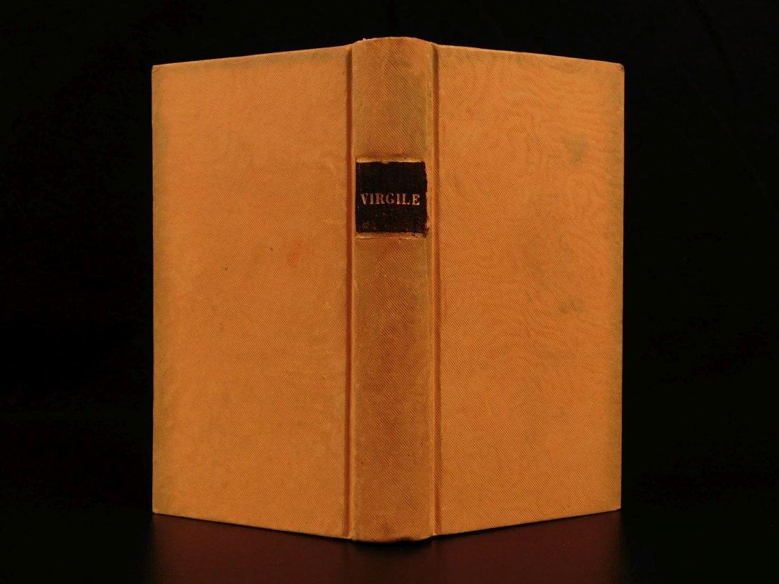 1650 Works of VIRGIL Aeneid Bucolics Georgics Mythology