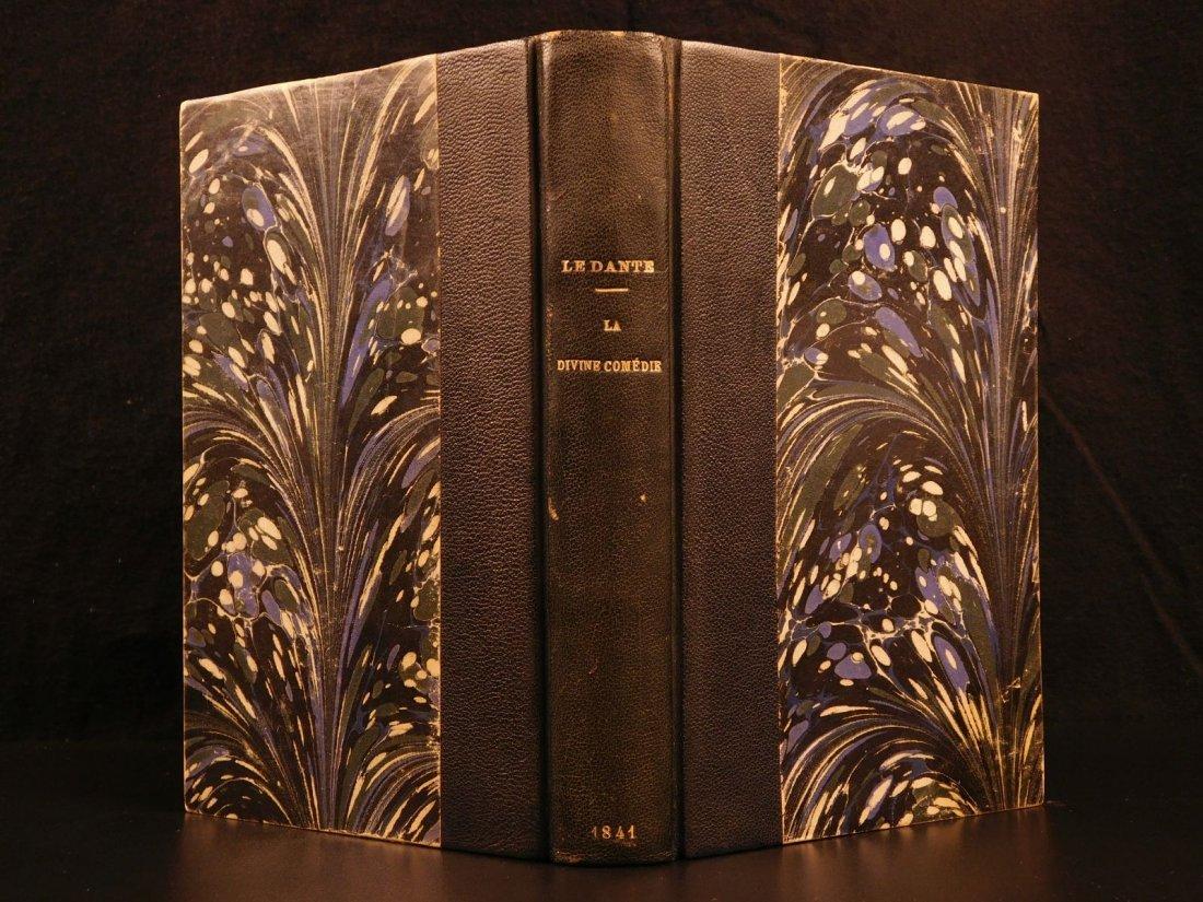 1841 1st Brizeux ed Dante Alighieri Divine Comedy