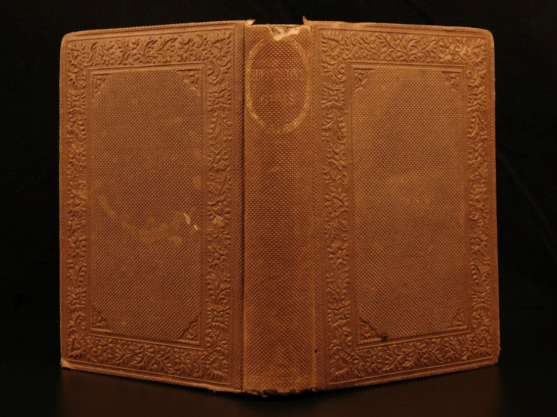1861 Charles Spurgeon Gems Civil War-era Devotional