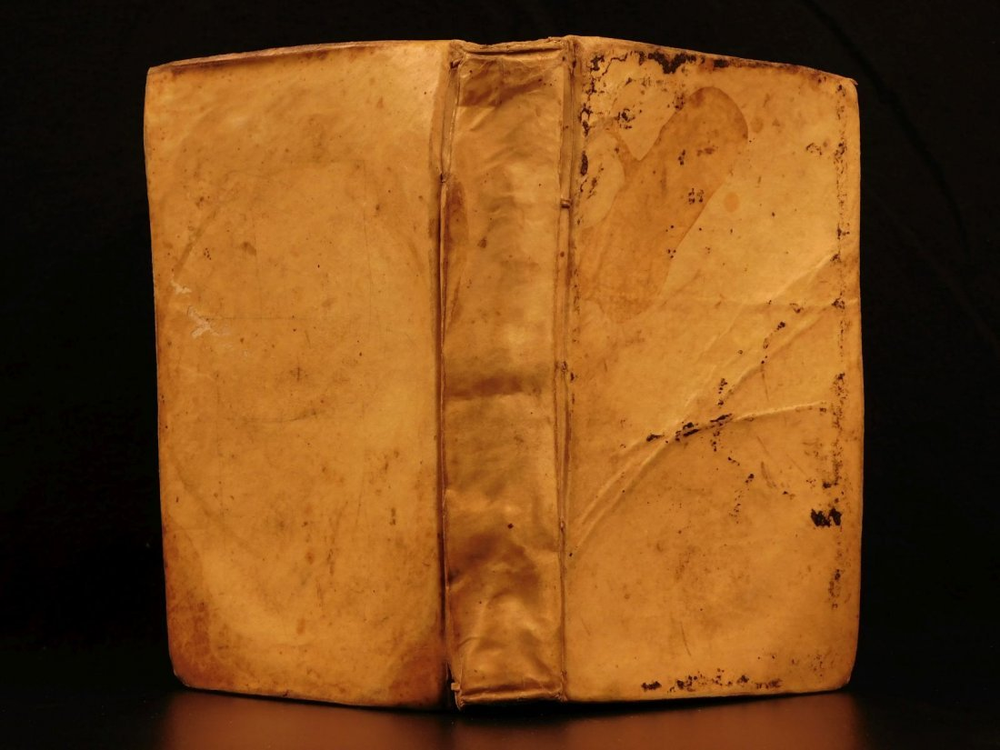 1685 Nicolas du Buisson Conduct of WAR Memoires