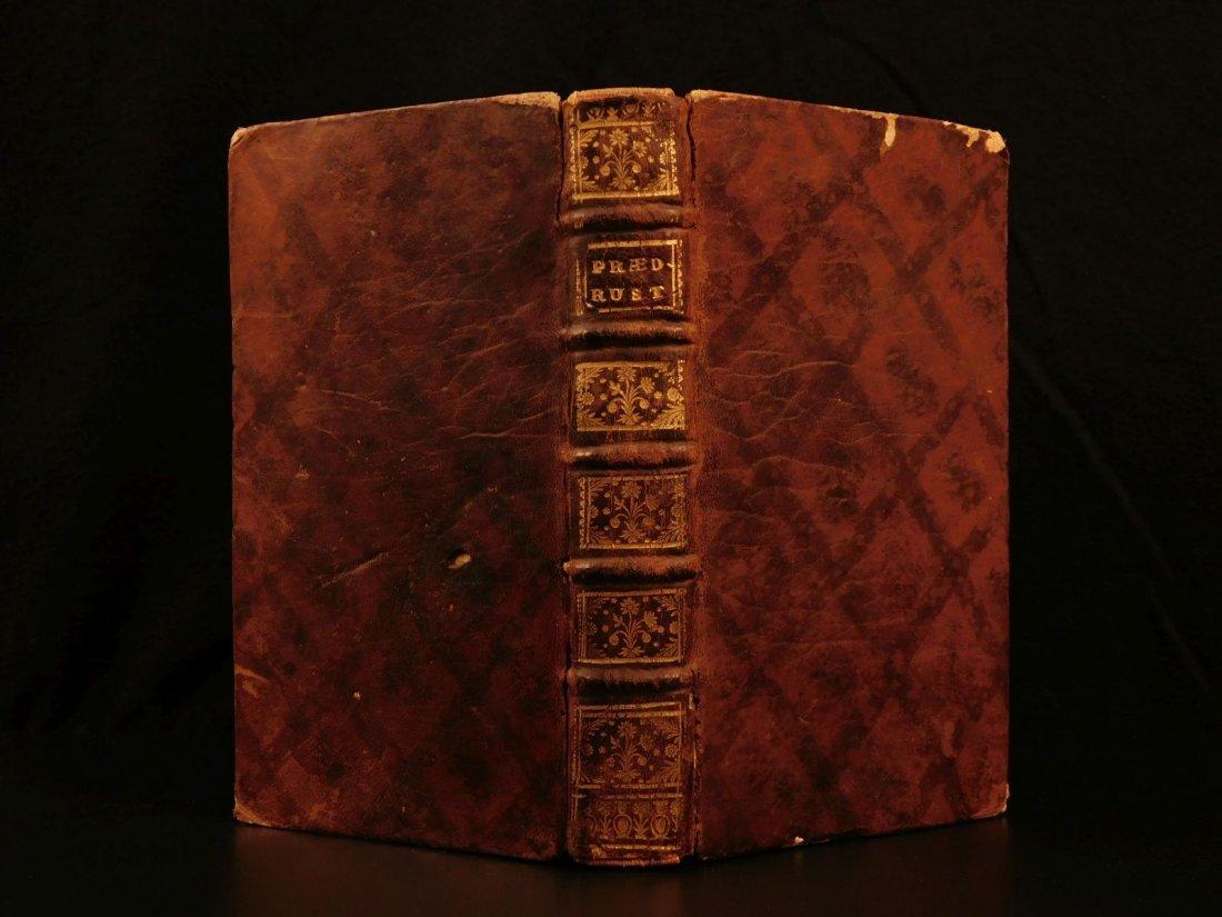 1746 Praedium Rusticum Beekeeping Husbandry Jesuit