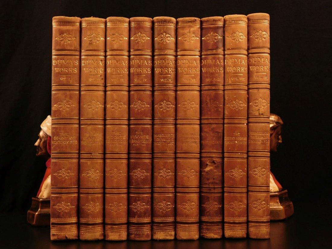 1895 Complete Works of Alexandre Dumas