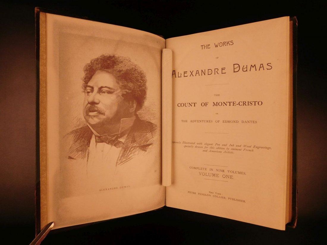 1895 Complete Works of Alexandre Dumas - 2