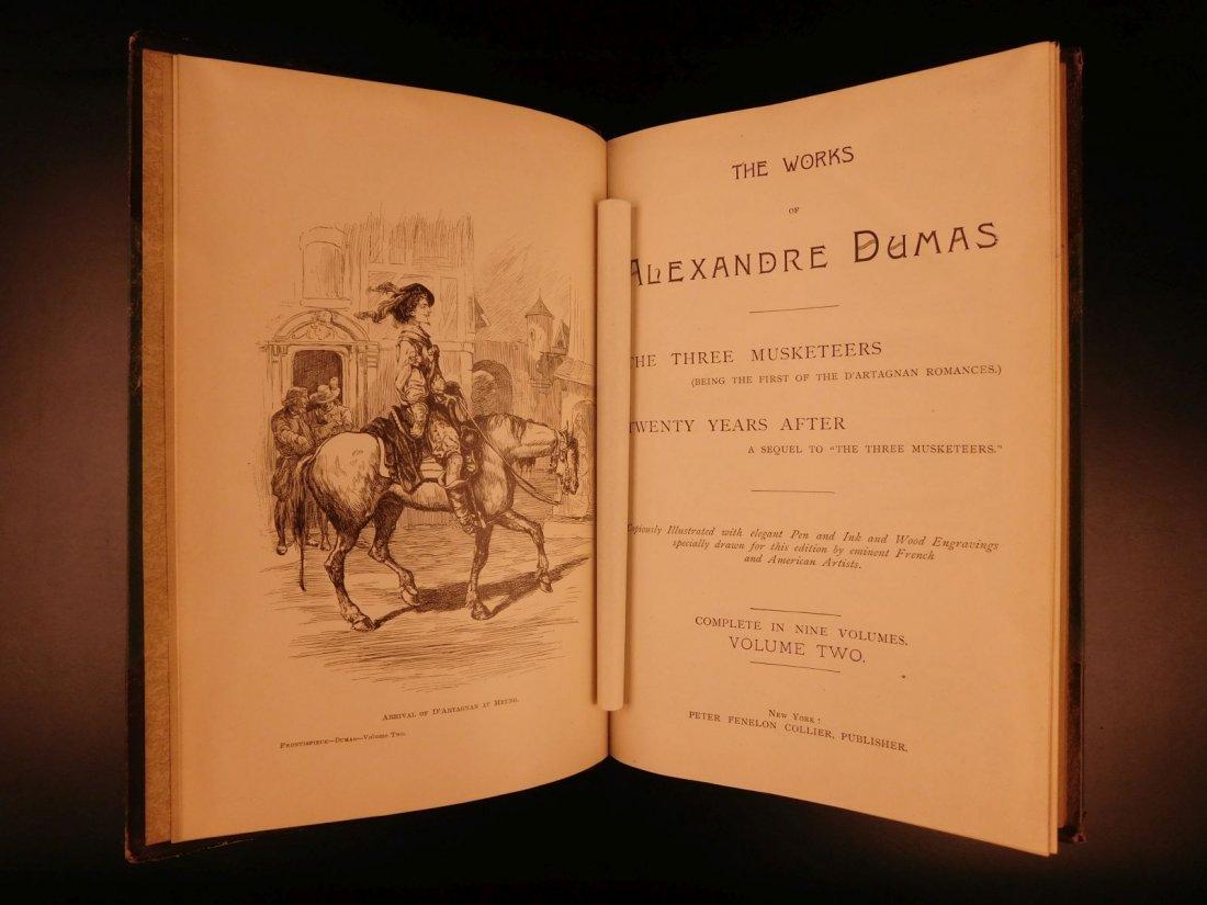 1895 Complete Works of Alexandre Dumas - 5