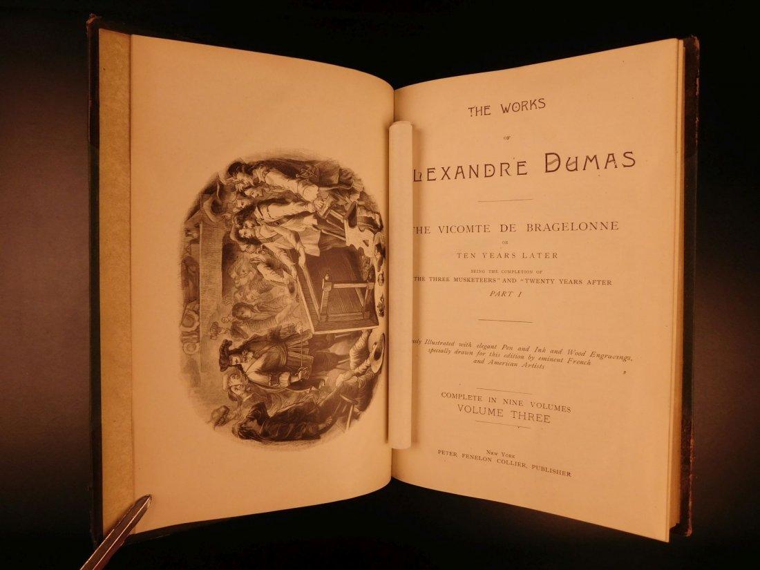 1895 Complete Works of Alexandre Dumas - 6
