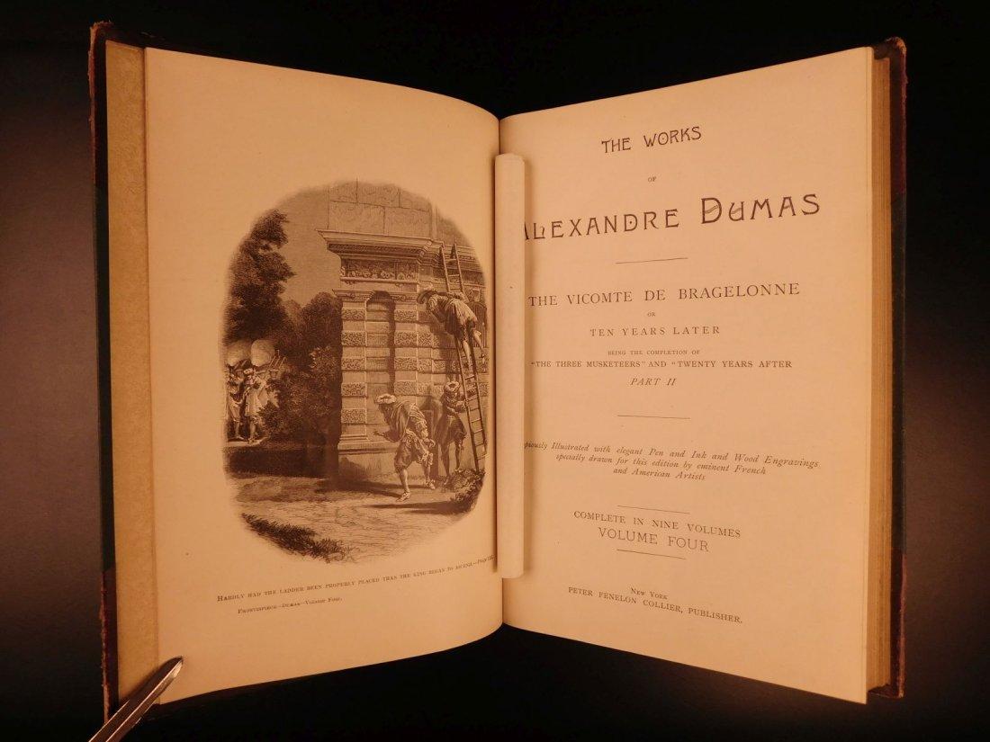 1895 Complete Works of Alexandre Dumas - 7
