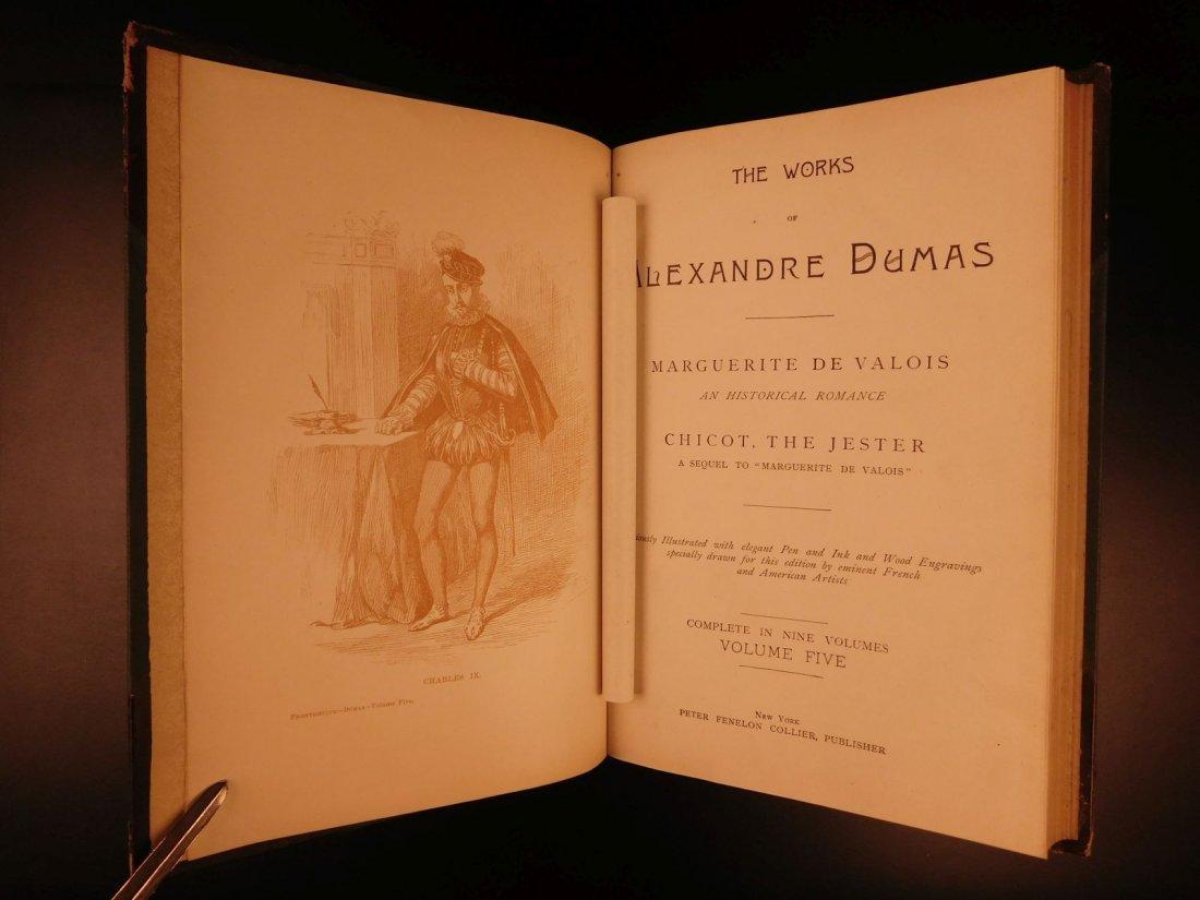 1895 Complete Works of Alexandre Dumas - 8