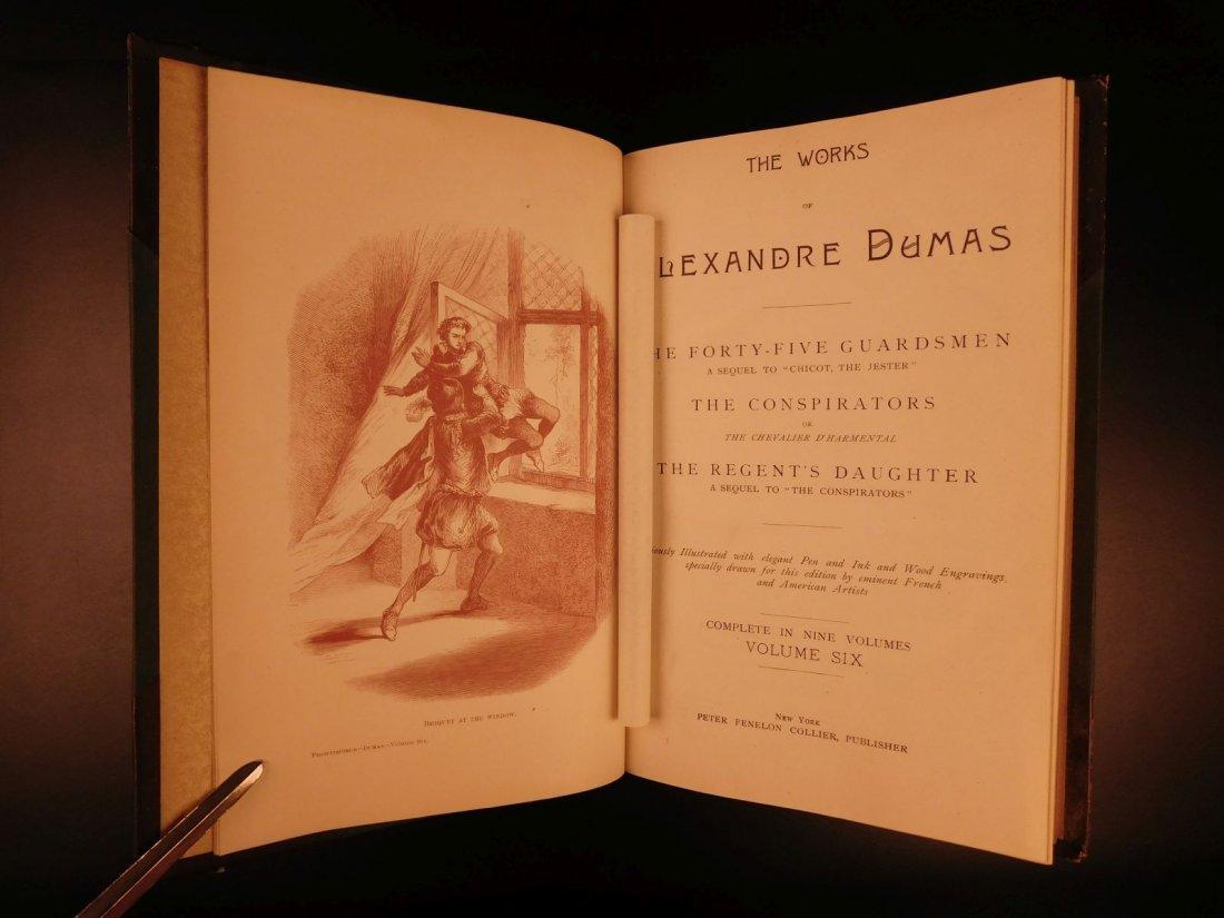 1895 Complete Works of Alexandre Dumas - 9