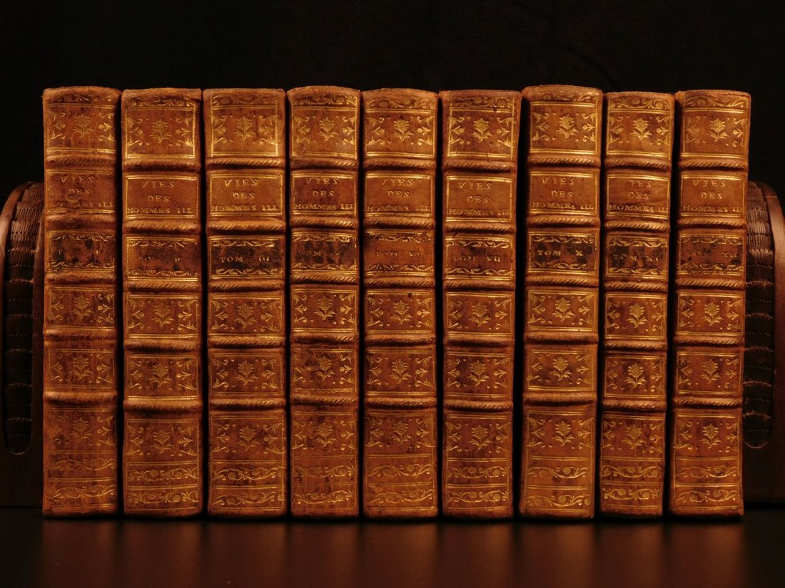 1778 Plutarch Parallel Lives Alexander the Great