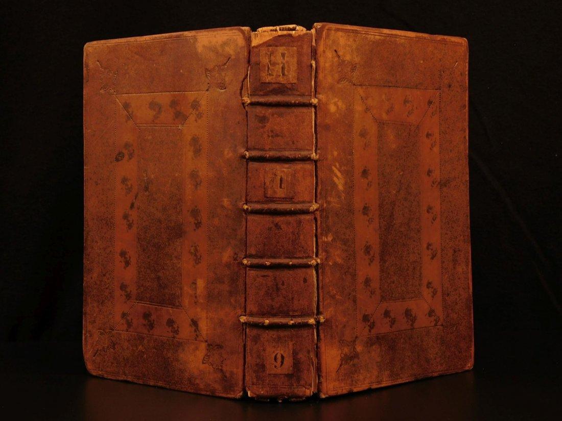 1699 1st ed Allix Judgement of Ancient Jewish Church