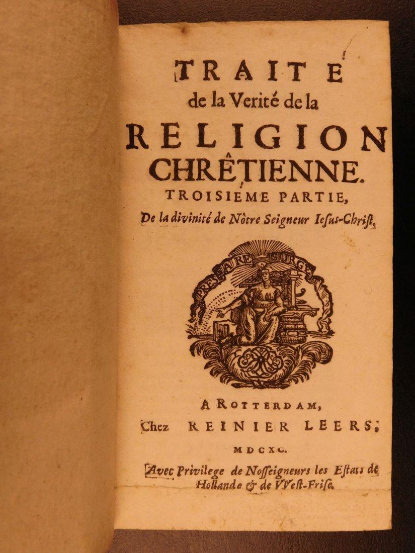 1675 8 Rare Book Lot Machiavelli Livy Jean Racine - 4