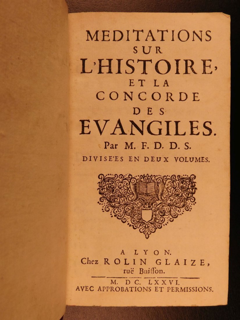 1675 8 Rare Book Lot Machiavelli Livy Jean Racine - 8