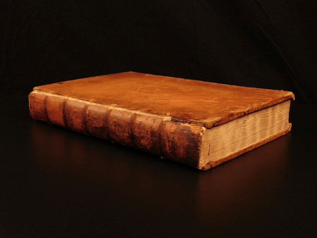 1734 Institute of Laws of England Parliament LAW Crimes