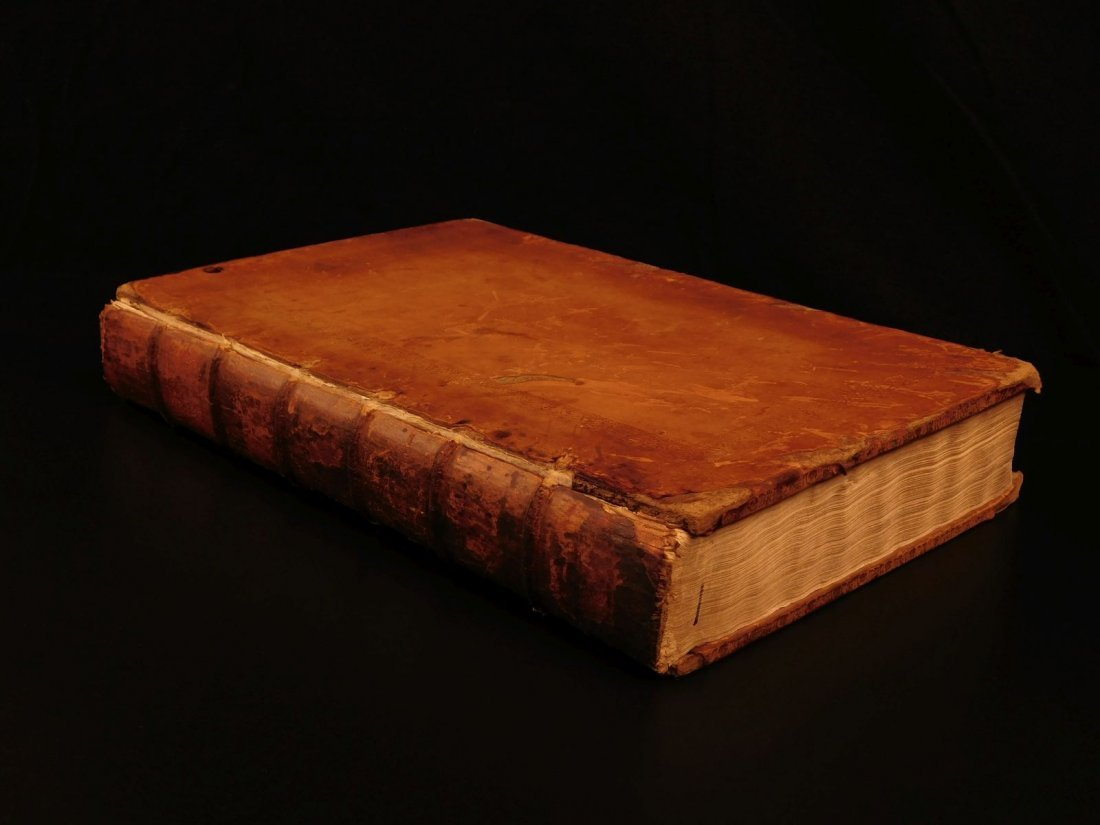1734 Institute of Laws of England Parliament LAW Crimes - 2