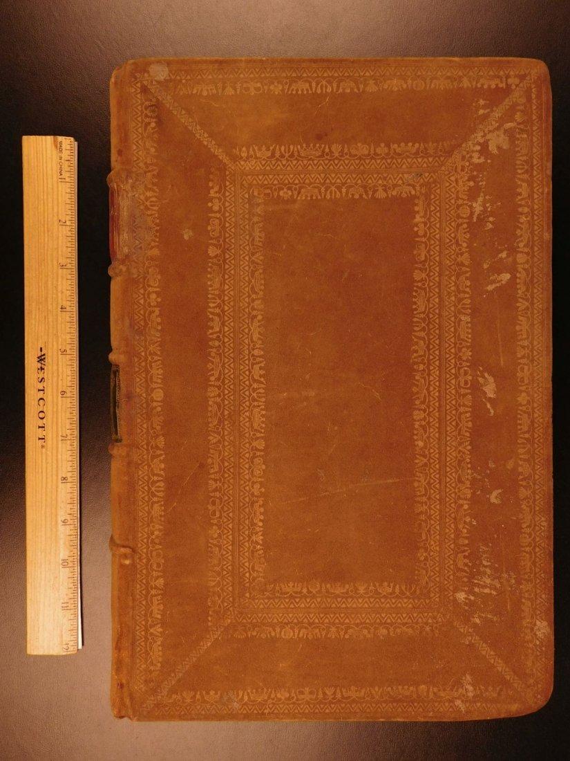 1759 Barrow Geography Dictionary ATLAS MAPS Syria - 2