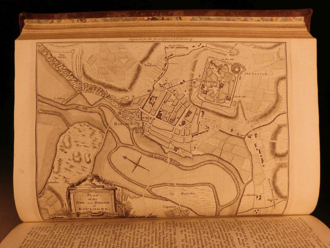 1759 Barrow Geography Dictionary ATLAS MAPS Syria - 7