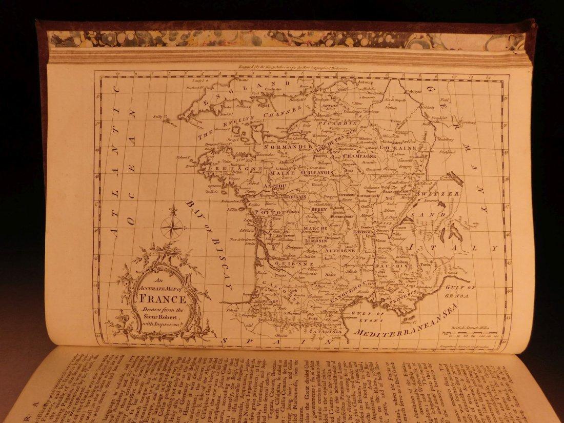 1759 Barrow Geography Dictionary ATLAS MAPS Syria - 9