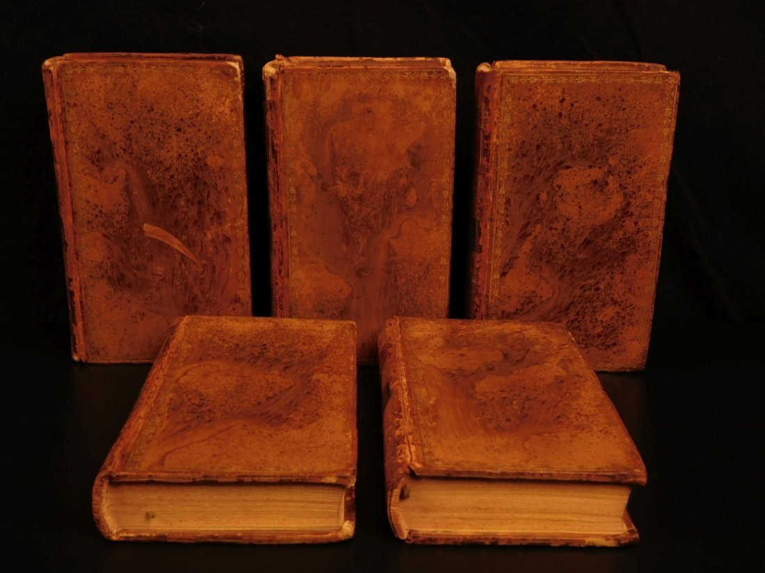 1752 Works of Horace ROMAN Literature Poetry Odes Rome - 2