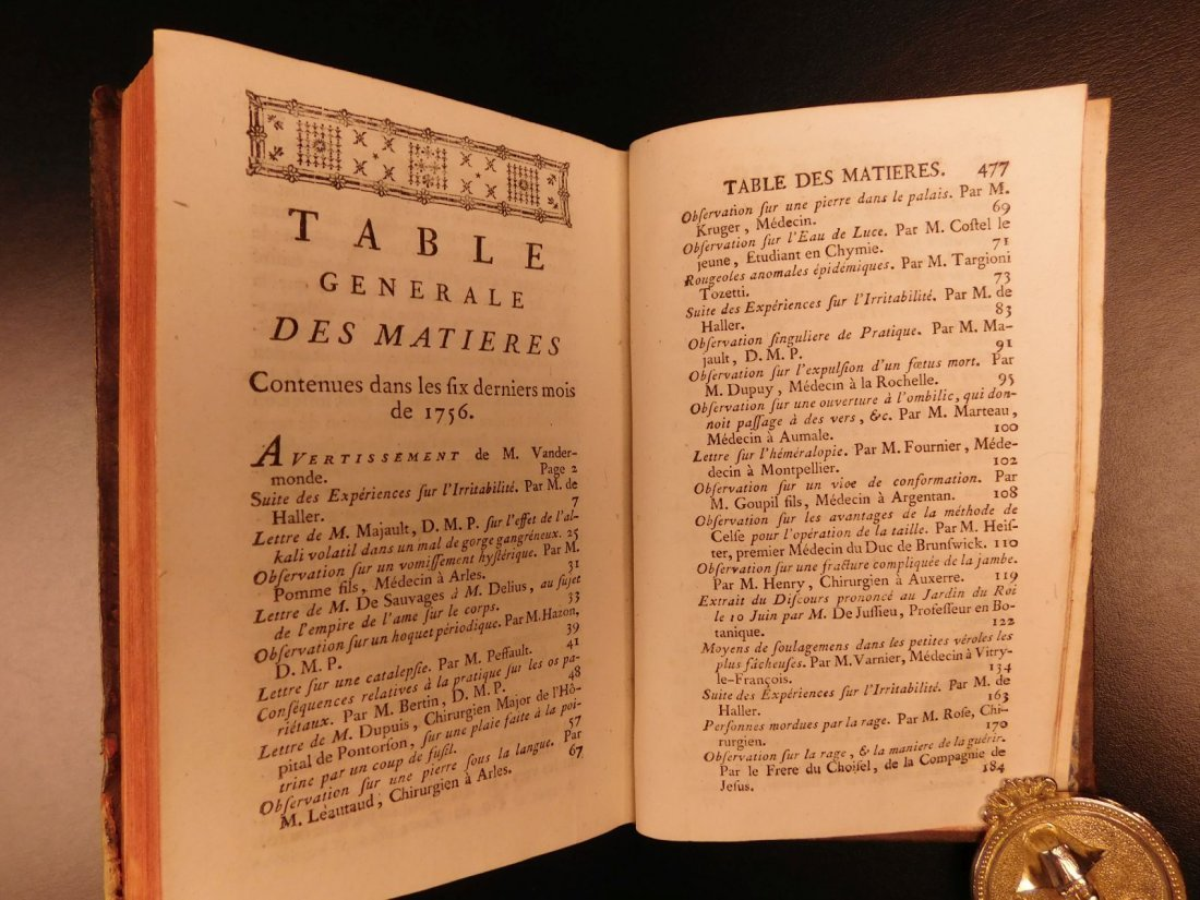 1756 Observations of Medicine SURGERY Pharmacy - 7