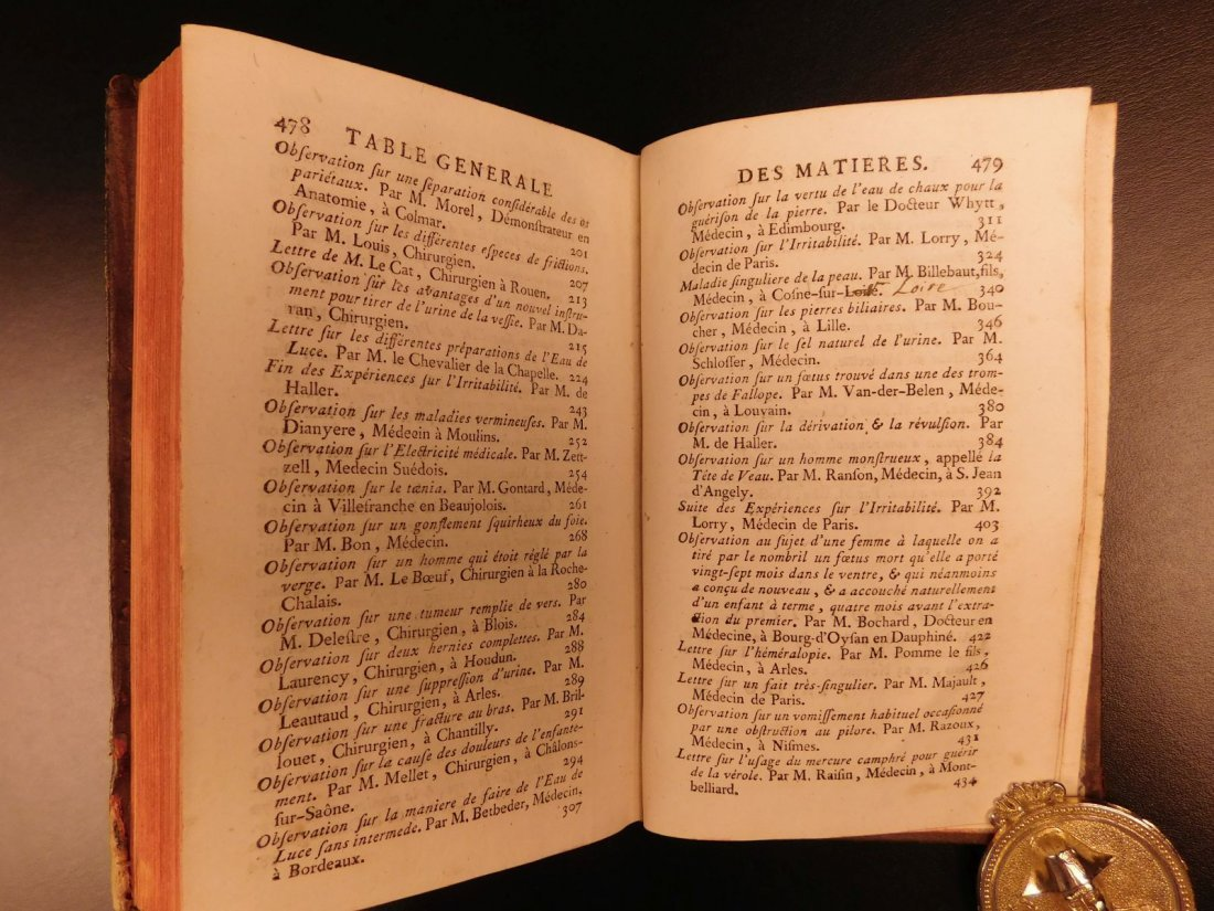 1756 Observations of Medicine SURGERY Pharmacy - 8