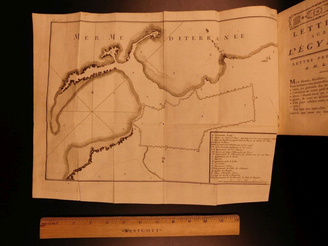 1785 1ed Savary Letters on EGYPT Pagan Mythology - 6