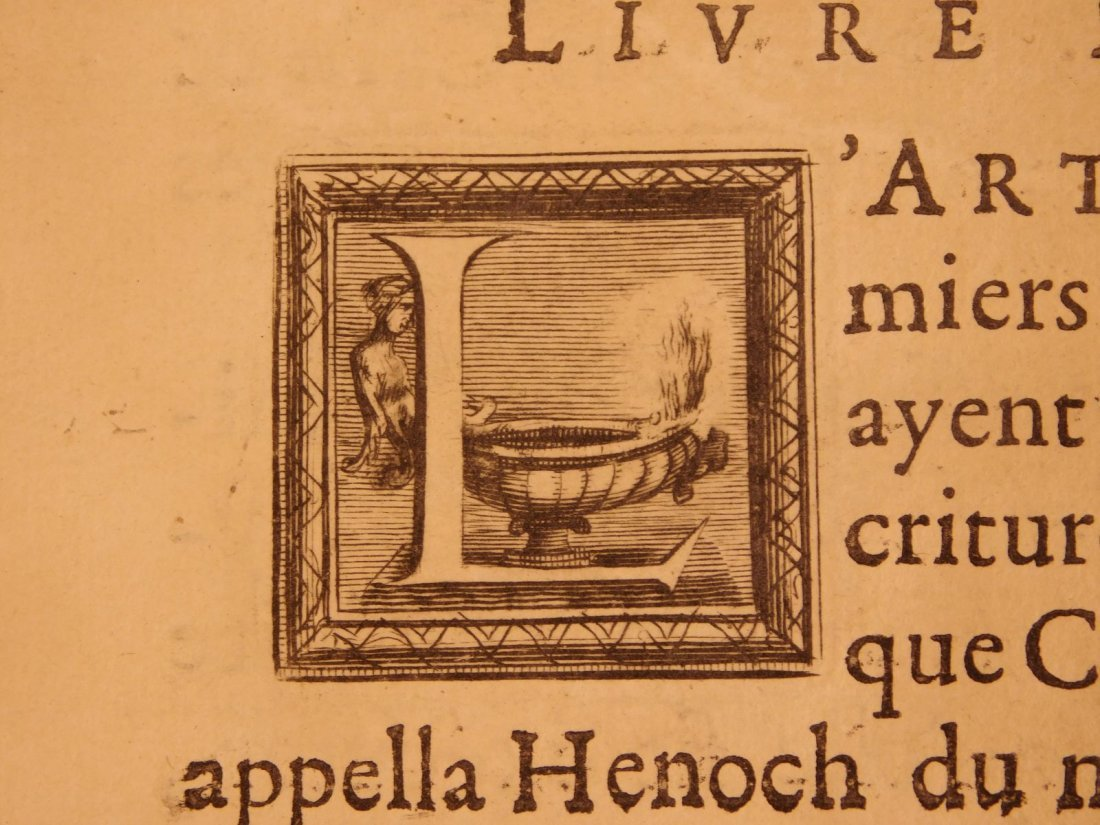 1696 History of Architecture Felibien Famous Architects - 7