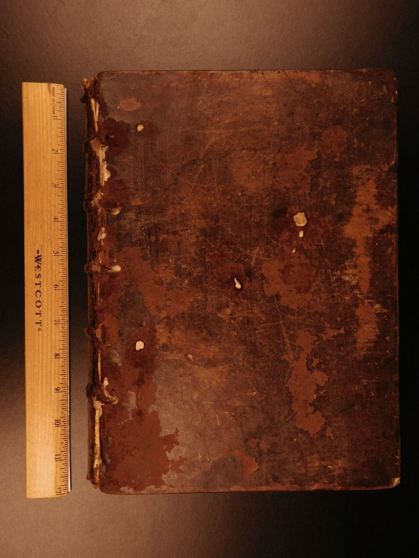 1696 Catholic Saint Teresa of Avila Mysticism - 3