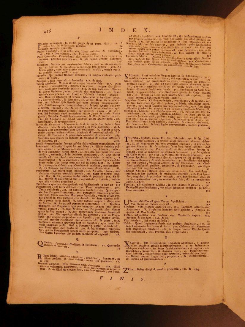 1759 Zacharie Laselve Sermons Annus Apostolicus Advent - 10