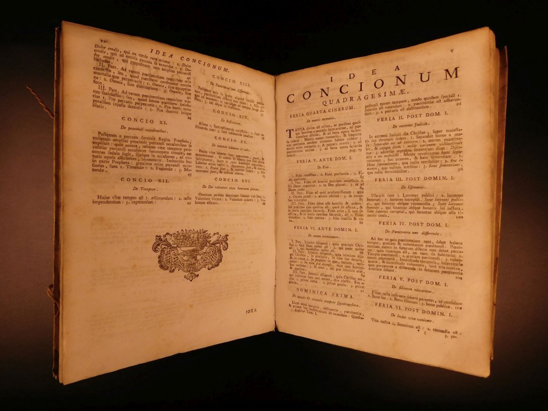 1759 Zacharie Laselve Sermons Annus Apostolicus Advent - 5